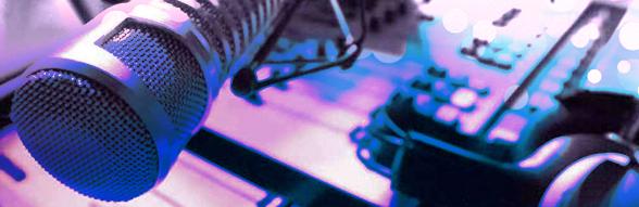 Streaming Radio Stations to enhance QR Code marketing
